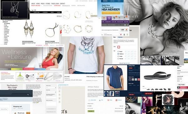 Web design moodboard blog post idea