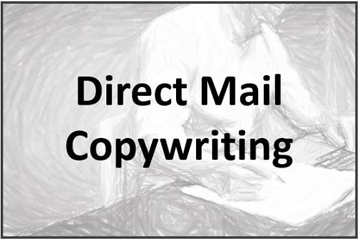 Direct mail copywriting by Edward Beaman