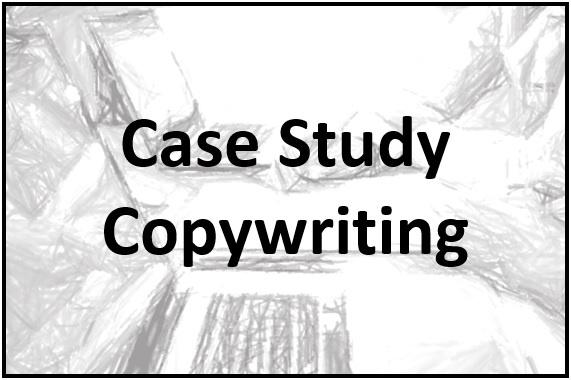 Case study copywriting from Edward Beaman