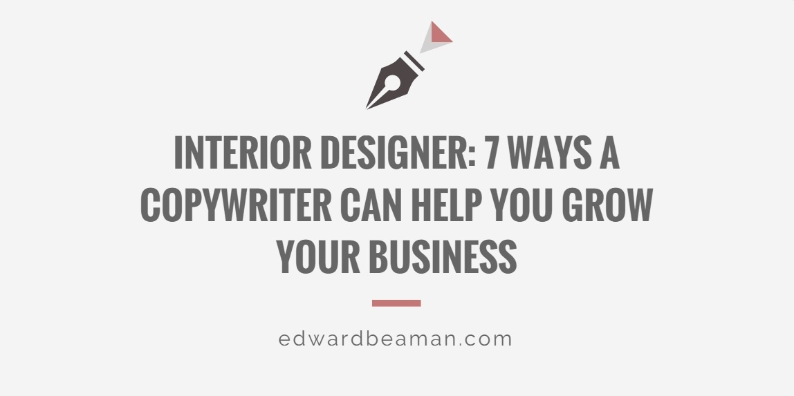 Finding New Clients For Your Interior Design Business Can Be Difficult,  Especially When First Starting Out. You May Have Created A Simple Website,  ...