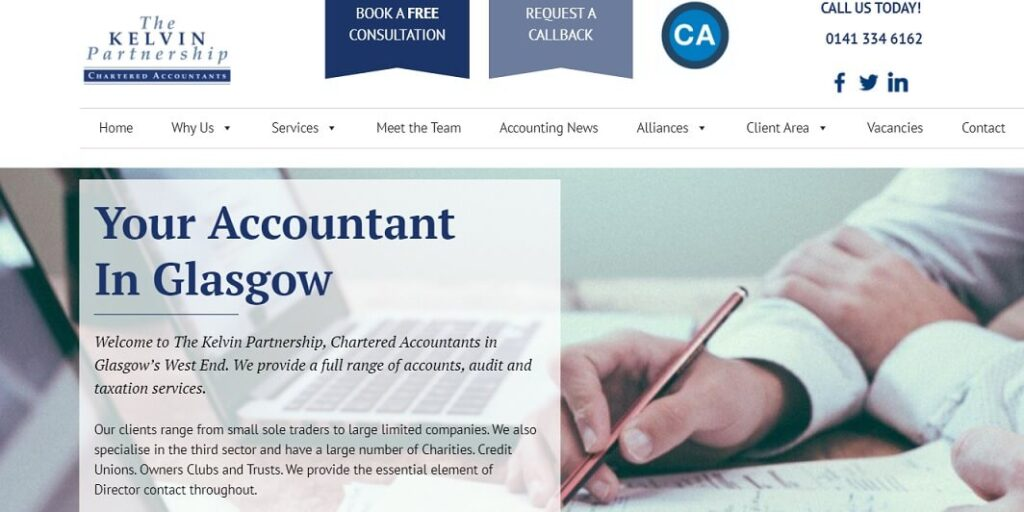 accounting writing websites